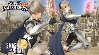 Super Smash Bros. for Wii U - Corrin Character Breakdown
