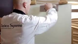 getlinkyoutube.com-Technika Trawertyn na jedną warstwę - Elite Travertino Antica Signoria
