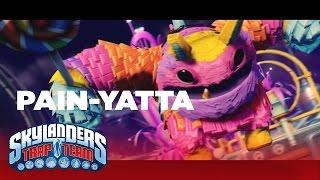 "getlinkyoutube.com-Official Skylanders Trap Team: ""Meet the Villains: Pain-Yatta"" Trailer"