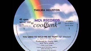 "getlinkyoutube.com-Thelma Houston - You Used To Hold Me So Tight (12"" Funk 1984)"