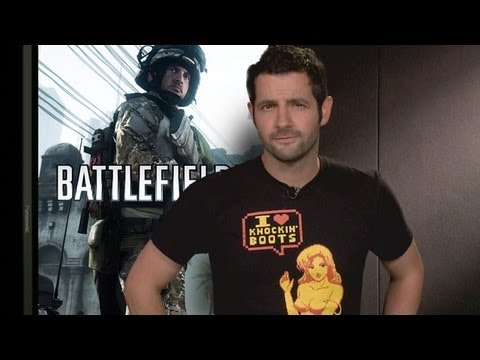 Battlefield 3 Details & Duke Nukem DLC! - IGN Daily Fix 10.07.11