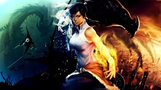 Korra - Awake and Alive AMV клипы 2012