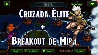 getlinkyoutube.com-MAGIC RUSH HEROES: CRUZADA ÉLITE + BREAKOUT DE MIRA