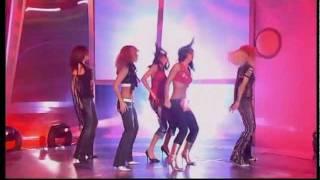 Girls Aloud - Wake Me Up (Saturday Night Takeaway 2005)
