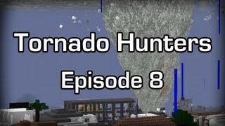 getlinkyoutube.com-Tornado Hunters : S1 EP8 - Abandoned! (Minecraft Mod)
