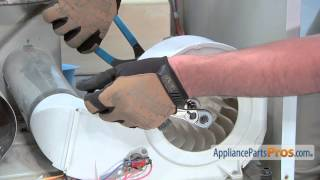 getlinkyoutube.com-Dryer Blower Housing Assembly (part #131775600) - How To Replace
