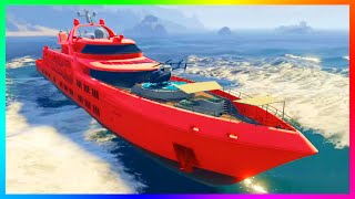 getlinkyoutube.com-GTA 5 DLC $100,000,000 SPENDING SPREE – BUYING ALL YACHTS, MANSIONS & MORE! (EXECUTIVES & CRIMINALS)