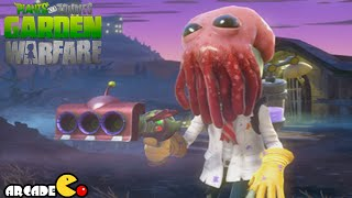 Plants Vs. Zombies Garden Warfare: Zomboss OctoMask Scientist