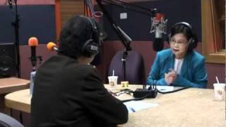 getlinkyoutube.com-100.04.06-中廣流行網【趙少康時間】專訪蔡英文主席5-1
