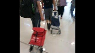 getlinkyoutube.com-Cara Tki Keluar Bandara Soekarno Hatta Lewat Jalur Umun Yang Aman Dari Calo