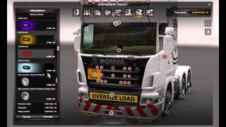 getlinkyoutube.com-[ETS2]Euro Truck Simulator 2 Scania R2008 50k V2.1