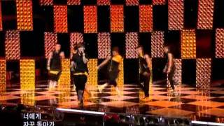 getlinkyoutube.com-2PM - Again & Again @ SBS Inkigayo 인기가요 090426
