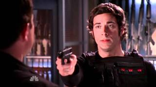 getlinkyoutube.com-Chuck 2.19 - Casey tranquilised by Chuck. (Request any Chuck scene!)