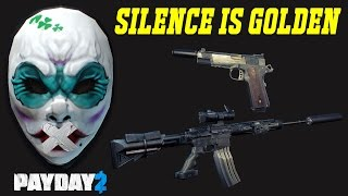 getlinkyoutube.com-Payday 2: Silent Killer Build
