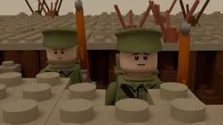 getlinkyoutube.com-Lego WW1 Battle of the Somme