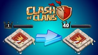 getlinkyoutube.com-Clash Of Clans   HOW TO LEVEL UP YOUR HERO'S FAST & EASY!   Max Hero Strategy TH 7, 8, 9 & 10 (2015)
