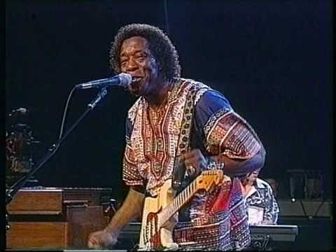 "Buddy Guy - ""Hoochie Coochie Man"" and ""One Room Country Shack"""