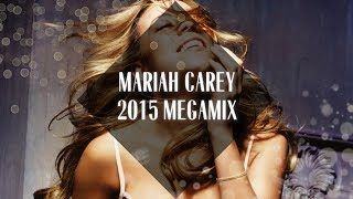 getlinkyoutube.com-Mariah Carey Megamix [2015]
