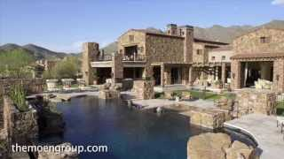 getlinkyoutube.com-$24.5 Million House: Luxury Homes for Sale Scottsdale, AZ Silverleaf Real Estate