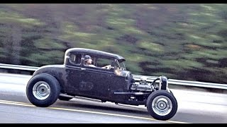 getlinkyoutube.com-1930 Ford Model A Coupe Traditional Hot Rod Rat Rod