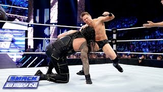 getlinkyoutube.com-Roman Reigns vs. The Miz: SmackDown, August 15, 2014
