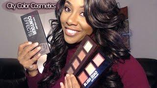 getlinkyoutube.com-City Color Cosmetics Review/Demo