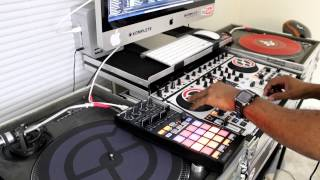 Messing Around With The Traktor Kontrol F1 Remix Set Using Native Instruments Traktor 2.6