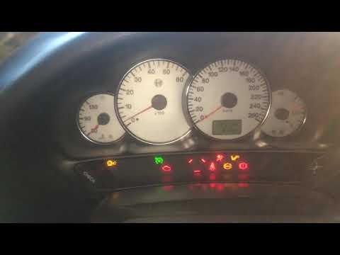 Т2128 ДВС (Двигатель) Alfa Romeo 166 2.4JTD 839A6000