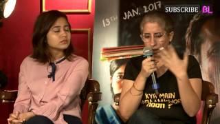 getlinkyoutube.com-Nawazuddin Siddiqui and Shweta Tripathi celebrates the success of Haramkhor | Part 3
