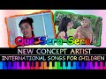Que Sera Sera - New Concept Artists - International Songs For Children