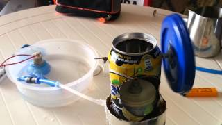 getlinkyoutube.com-Motor stirling casero /Homemade stirling engine