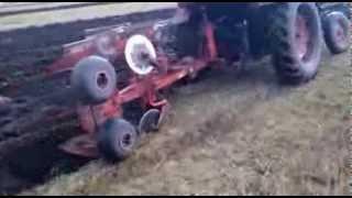 getlinkyoutube.com-Tractor 650 si plug reversibil krone