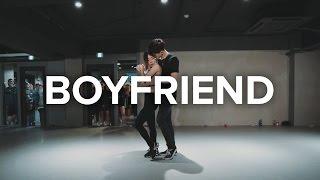 getlinkyoutube.com-Boyfriend - Justin Bieber / Bongyoung Park Choreography