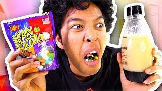 OMG Bean Boozled Soda!!! GROSS!!!