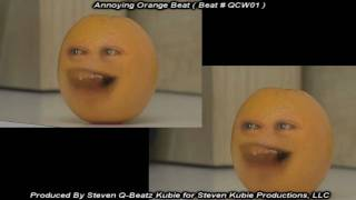 getlinkyoutube.com-The Annoying Orange Beat - Produced By Steven Q-Beatz