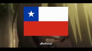 getlinkyoutube.com-Parodia de Shingeki no kyojin: Chile en copa america