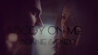 getlinkyoutube.com-Bonnie & Enzo // 'Body on me'