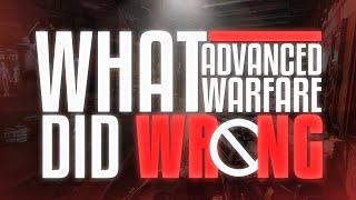 What Advanced Warfare Did Wrong!