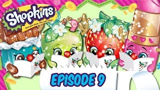 "getlinkyoutube.com-Shopkins Cartoon - Episode 9, ""Christmas Sing Along"""