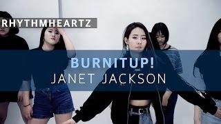 getlinkyoutube.com-인천댄스학원 리듬하츠 | 걸스힙합 GIRLS | Janet Jackson - BURNITUP! (Feat. Missy Elliott)