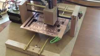 getlinkyoutube.com-Direct ink to PCB CNC Plotter