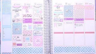 getlinkyoutube.com-Plan With Me   Erin Condren Life Planner   Ft. TheButterflyPlanner