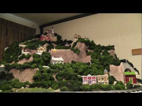 Pearl River Train Show 2012 Standard Gauge Layout in HD