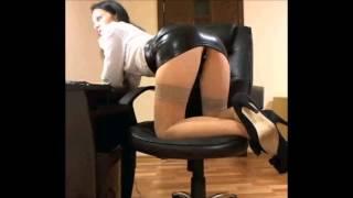 getlinkyoutube.com-Secretaria sexy
