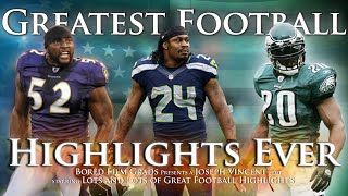 Greatest Football Highlights Ever - Volume 1