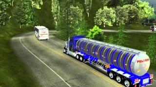 getlinkyoutube.com-*18 wheels of steel haulin colombia *  hay bajando Alto de Minas  con cisterna