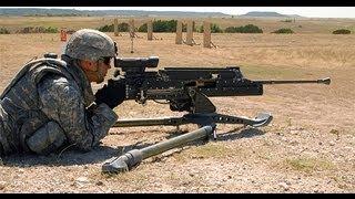 getlinkyoutube.com-XM806 12.7MM Lightweight Machine Gun General Dynamics