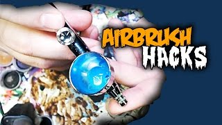 getlinkyoutube.com-Easy Airbrushing Hacks