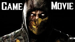 getlinkyoutube.com-Mortal Kombat X All Cutscenes 60FPS (Game Movie) 1080p HD