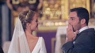 getlinkyoutube.com-Amal + Carlos | Video de Boda en Sevilla | Hacienda el Vizir | Iglesia de la Caridad